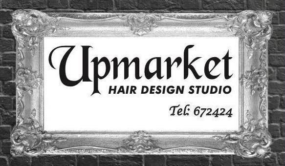 upmarket hair and design studio